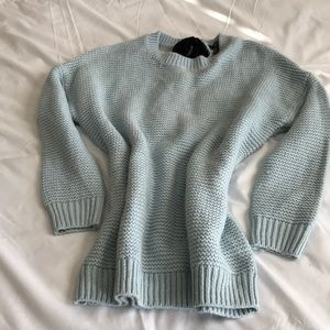 Forever 21 keyhole Sweater